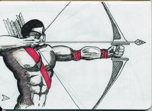 SketchBook.Bows&Arrows.01