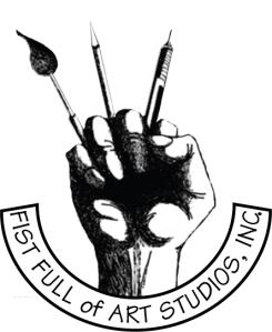 Fist Full of Art Logo Mark I