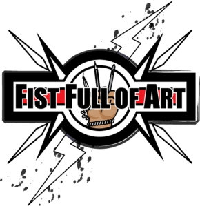 Fist Full of Art Logo Mark IV