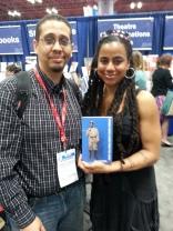 Suzan Lori Parks at Book Expo