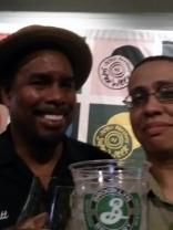 Garrett Oliver at Brooklyn Brewery